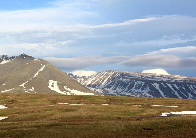 Ural dağları. Komi Cumhuriyeti