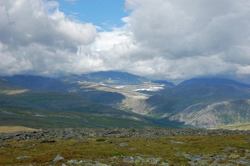 Ural doğal harikası