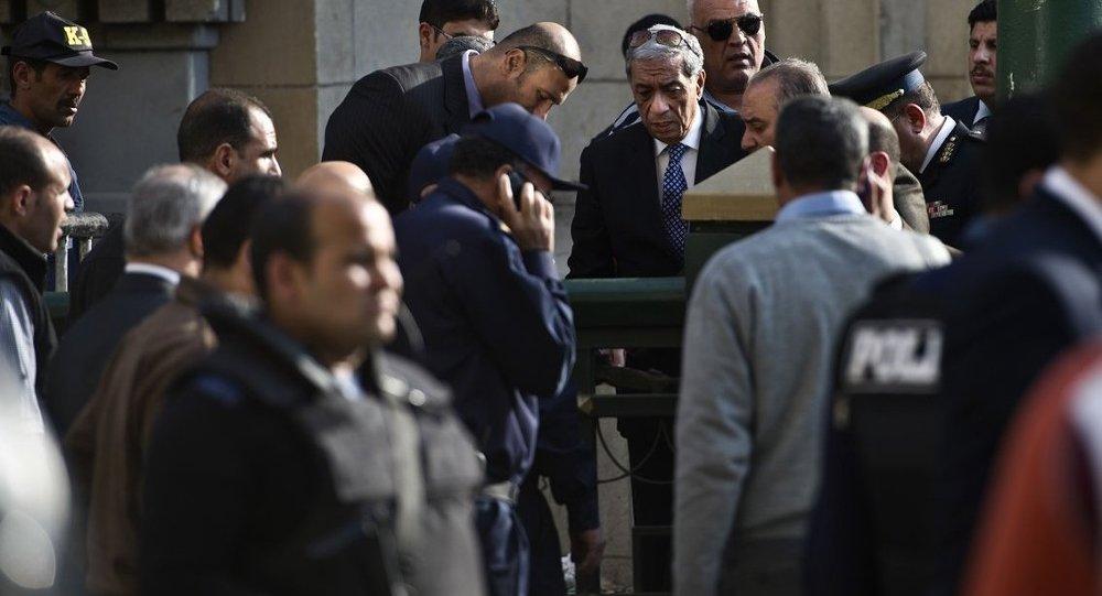 Mısır Cumhuriyet Başsavcısı Hişam Bereket