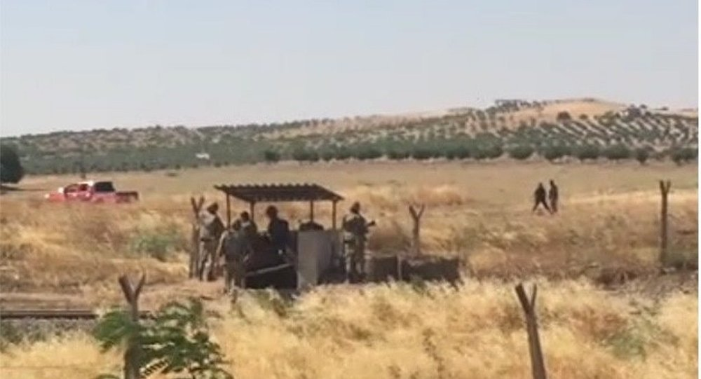 IŞİD sınıra mayın döşedi