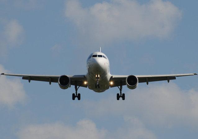Airbus А-319 uçak