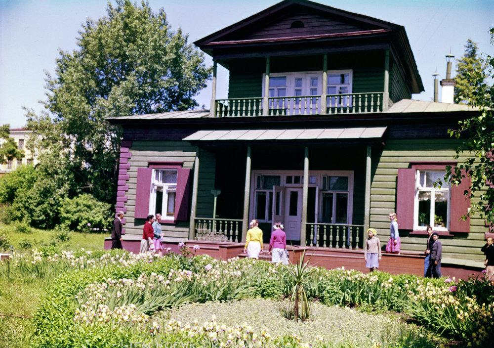 Ufa'daki  Lenin Evi Müzesi