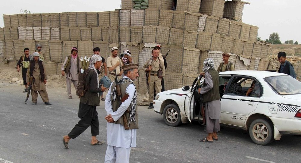 Afganistan -Taliban