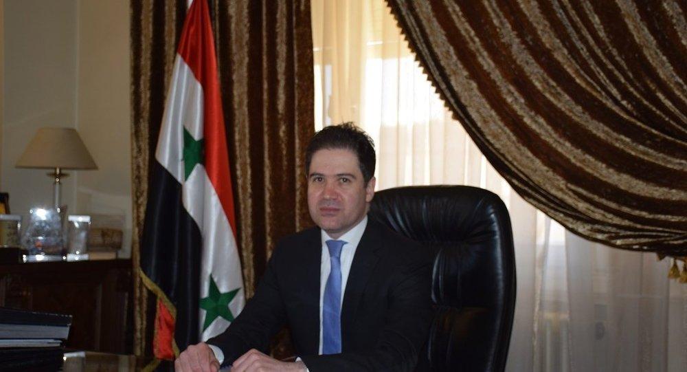Suriye Turizm Bakanı Beşir Riyad Yazcı