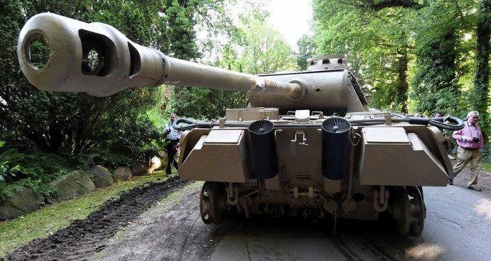 Alman tankı