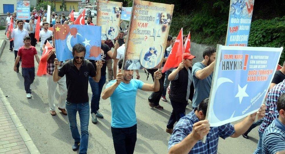 Zonguldak'ta protesto