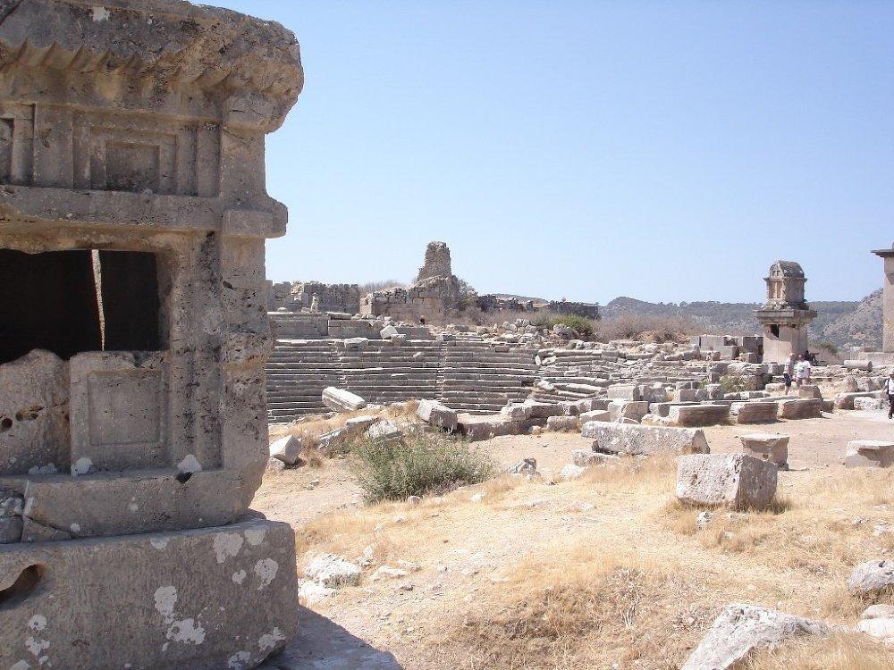 Ksantos-Letoon Antik Kenti