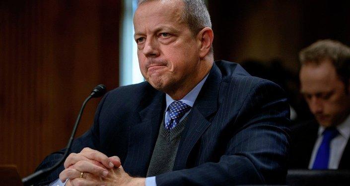 IŞİD'le mücadele temsilcisi emekli General John Allen