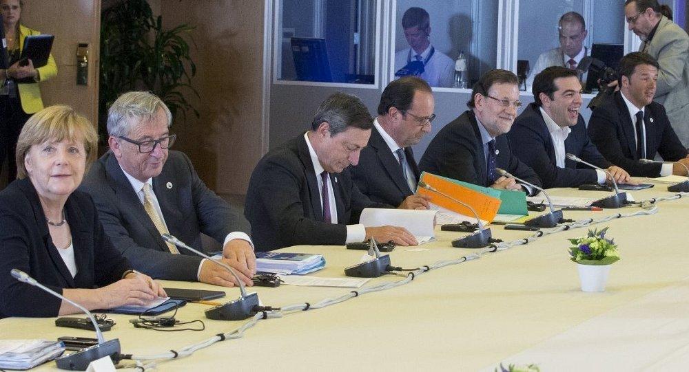 Euro Bölgesi liderler zirvesi, Yunanistan