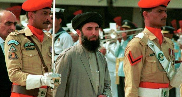 Afganistan'ın İslami örgüt liderlerinden Gülbeddin Hikmetyar