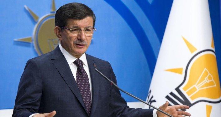 Başbakan Ahmet Davutoğlu