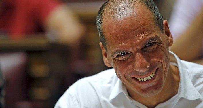 Yunanistan'ın eski Maliye Bakanı Yanis Varufakis