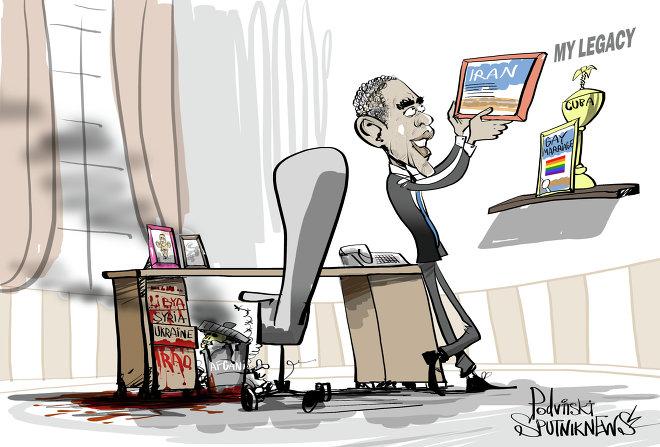 Obama ve İran'ın nükleer programı