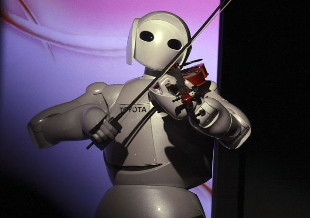 Tokyo'da robotlar