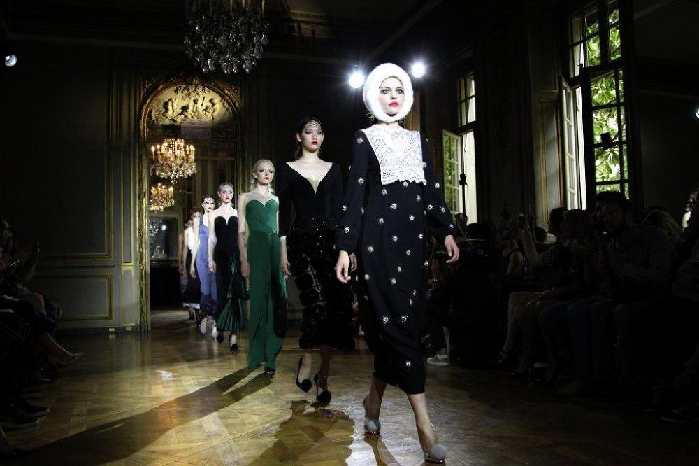 Fransa'da Paris Moda Haftası