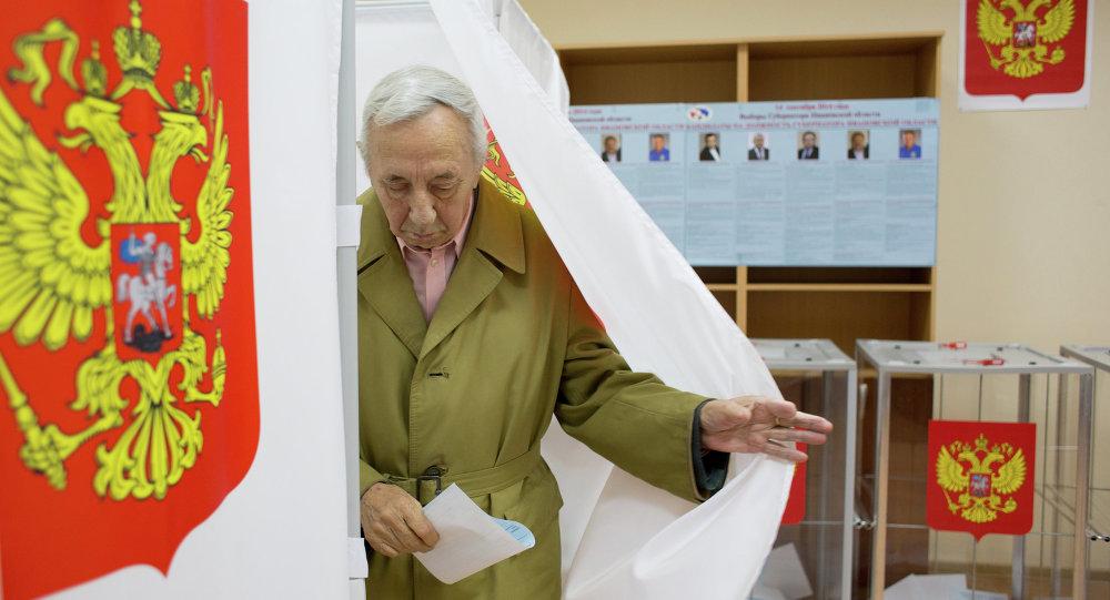 Rusya'da seçim