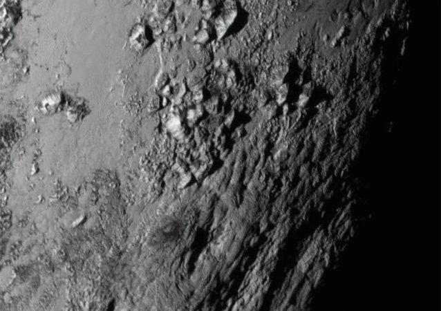 Plüton - New Horizons