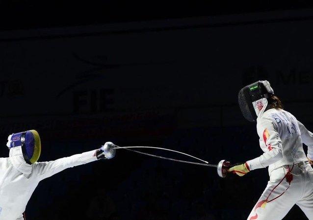 2015 Dünya Eskrim Şampiyonası