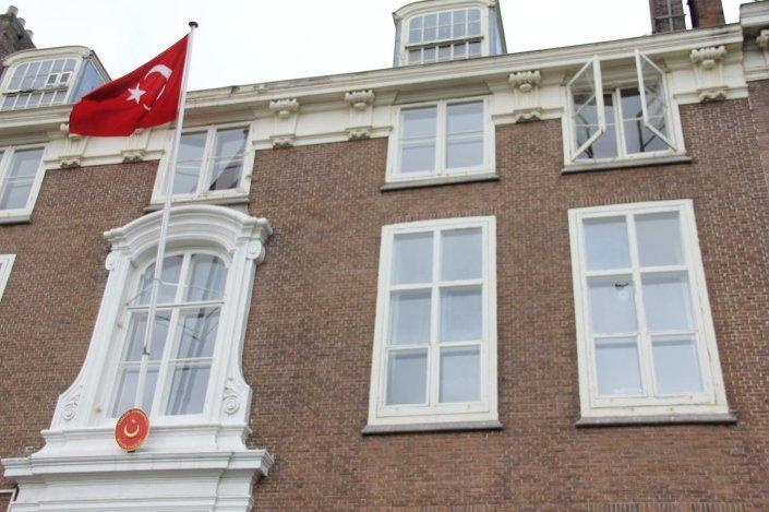 Türkiye'nin Lahey Büyükelçiliği