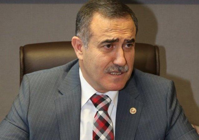 CHP İstanbul milletvekili İhsan Özkes