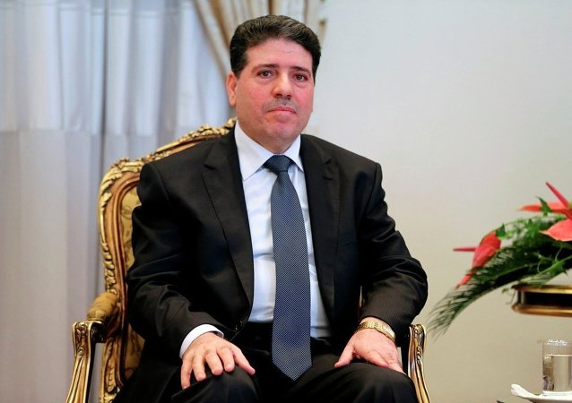 Suriye Başbakanı Vail Nadir el-Halki