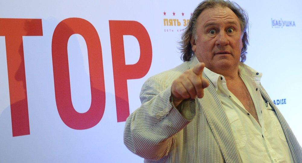 Depardieu: Weinstein'a onu öldüreceğimi söylemiştim