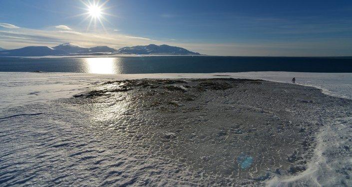 Kuzey Buz Denizi'ndeki buzullar 30 yılda ne kadar küçüldü