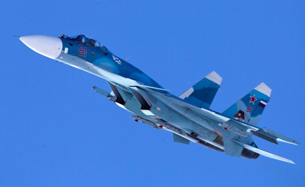 Su-33 279 gemi uçağı