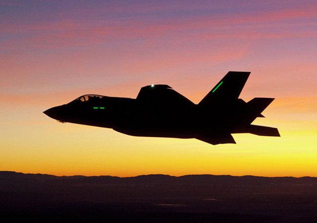 F-35 Lightning II savaş jeti