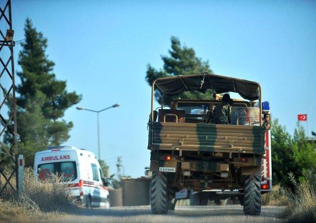 Askeri araç (Arşiv)