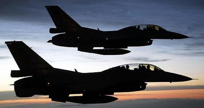 Türk savaş uçakları