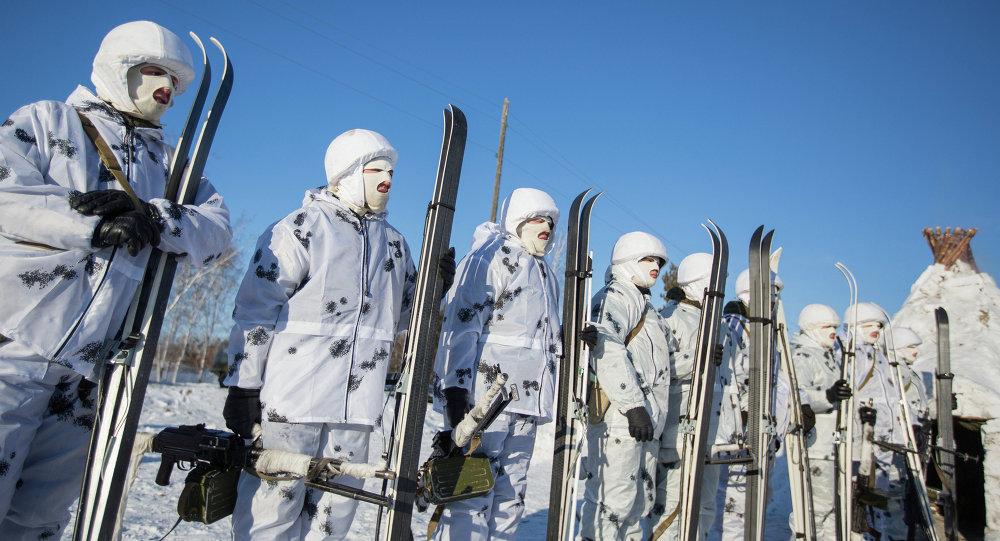 Rusya ordusundan askeri tatbikat