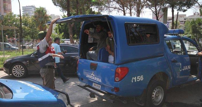 Adana ve Mersin'de terör örgütü operasyonu