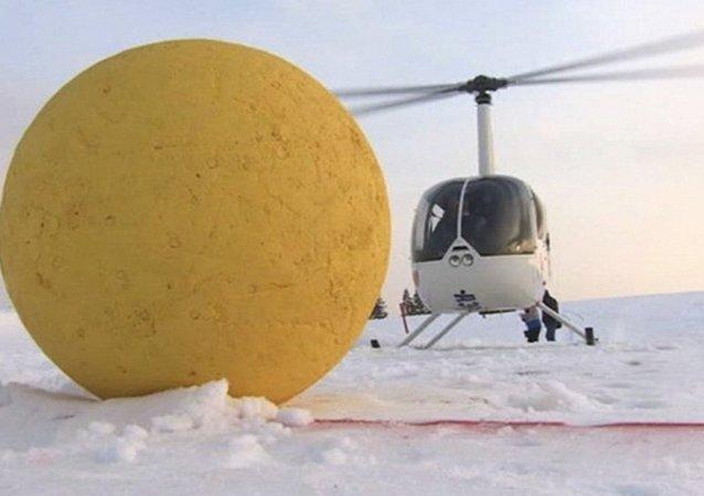 Helikopterle golf oynanır mı?
