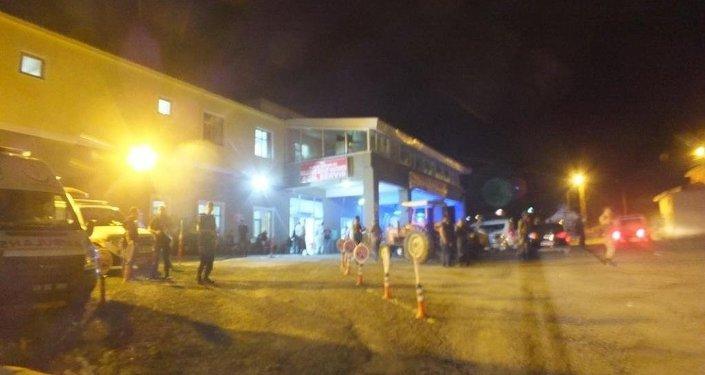 Malazgirt İlçe Jandarma Komutanı Binbaşı Arslan Kulaksız, hastanede şehit oldu.