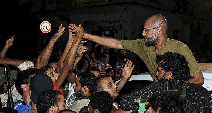 Seyfulislam Kaddafi