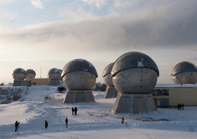 Okno-M uzay izleme sistemi