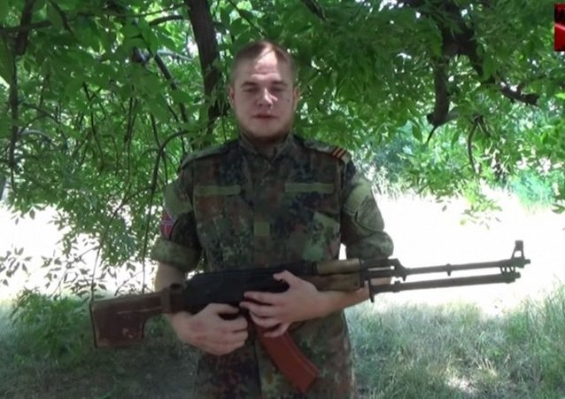 Donbass'lı milislerden 'Türk ve Kürt yoldaşlarına' dayanışma mesajı