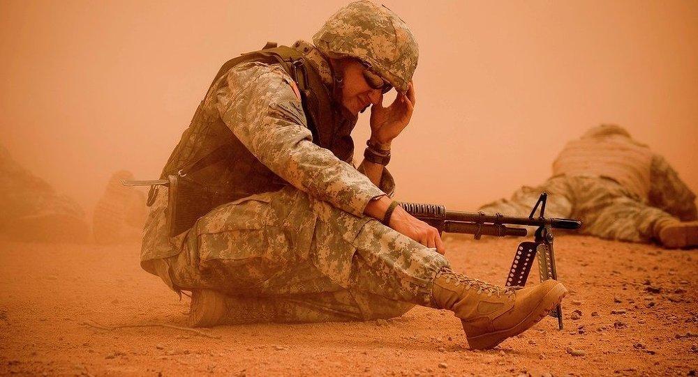 ABD askeri