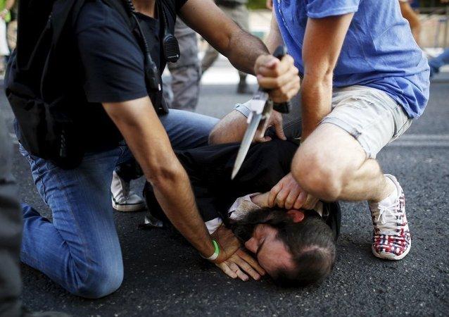 İsrail'de LGBT Onur Yürüyüşü'ne bıçaklı saldırı