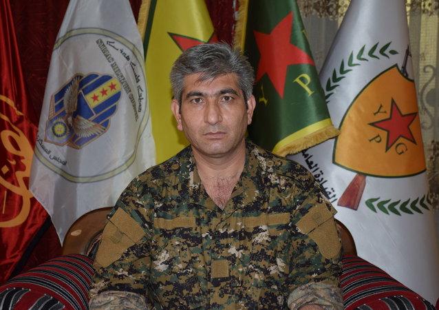 YPG sözcüsü Redur Xelil