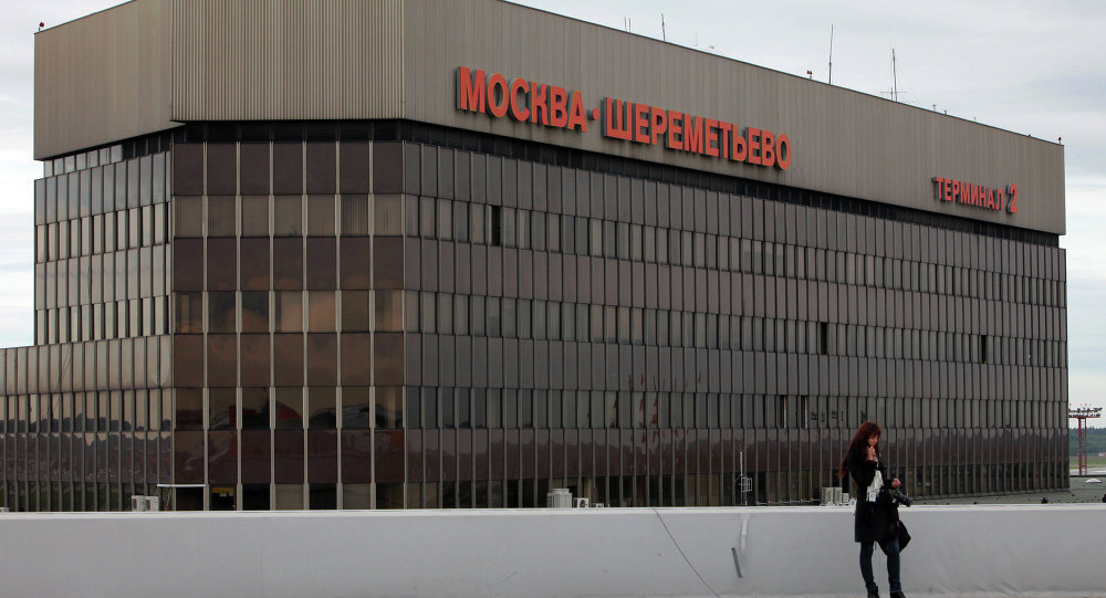 Şeremetyevo Havaalanı