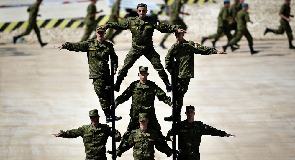 Uluslararası Ordu Oyunları