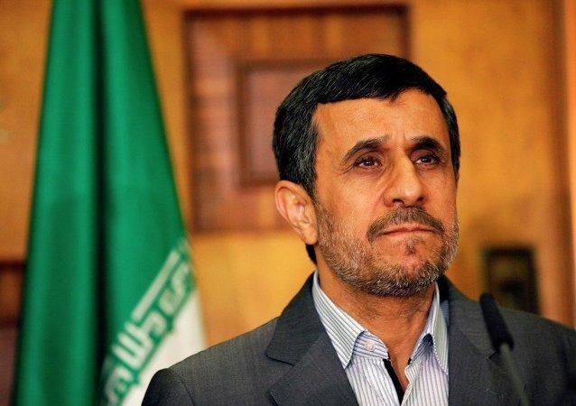 İran eski Cumhurbaşkanı Mahmud Ahmedinejad