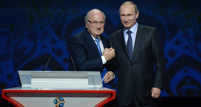 Rusya'da düzenlenecek 2018 FIFA Dünya Kupası Elemeleri kura çekimi, ülke lideri Putin'in de katılımıyla St. Petersburg kentinde gerçekleştirildi