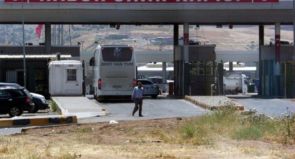 Türkiye'den IKBY'ye ilk yaptırım: Habur Sınır Kapısı kapatıldı