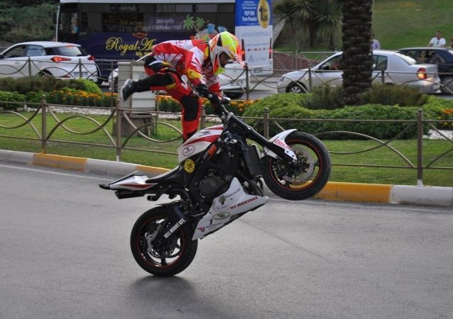 6. Uluslararası Manavgat Motosiklet Festivali