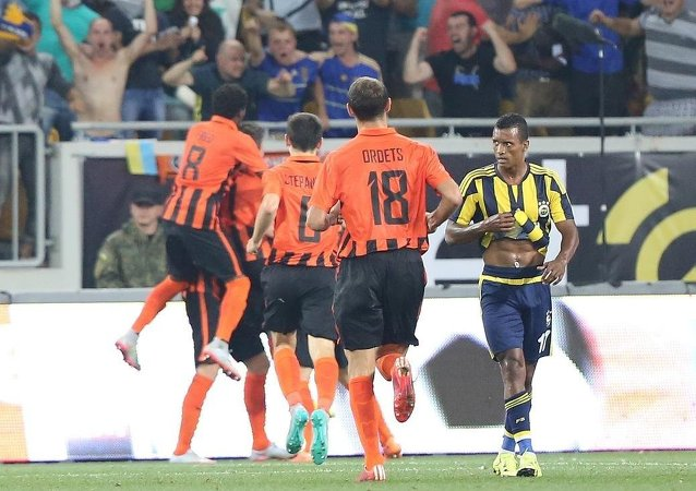 Shakhtar Donetsk - Fenerbahçe