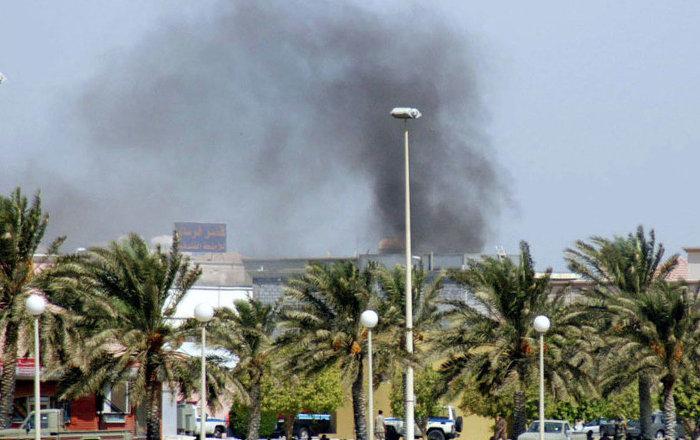 Suudi Arabistan'ın Abha Havalimanı'na 'İHA saldırısı': 1 ölü, 7 yaralı