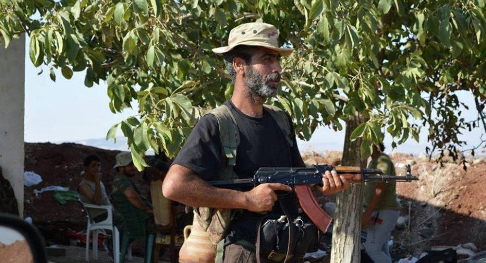 Suriye'de IŞİD'e karşı 'Devrim Ordusu' kuruldu